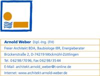 Architekt Weber