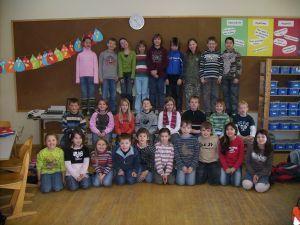 Klassenfoto 2007