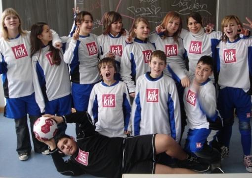 Fussballmannschaft