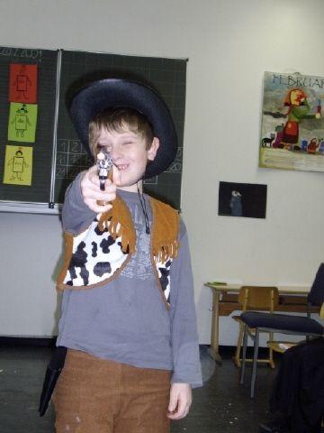 fasching cowboy