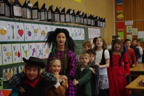 Polonaise Klassenzimmer