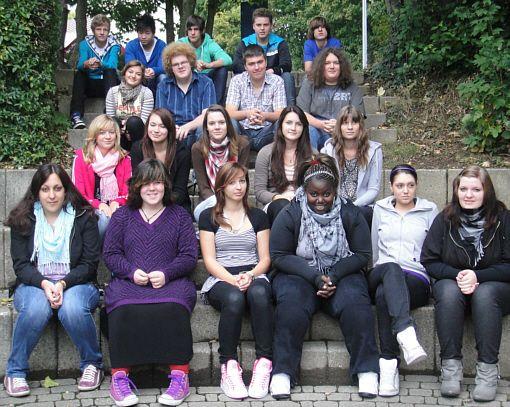 Klasse 10 2010/2011