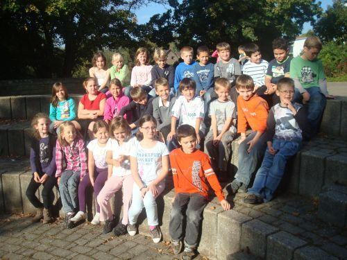 Klasse 3b 2010