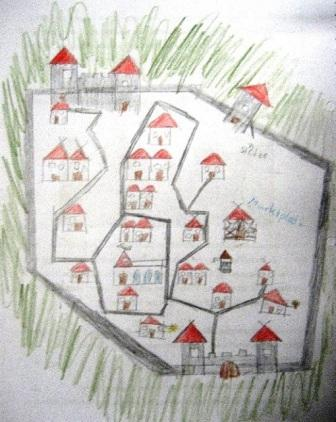 Stadtplan klein