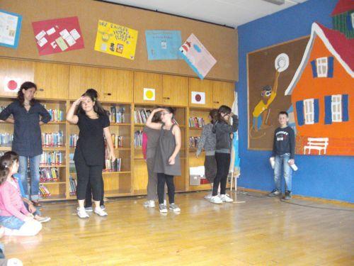 A-Aufführung Tanz