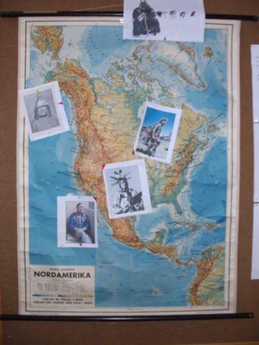 Werkstatt - Karte