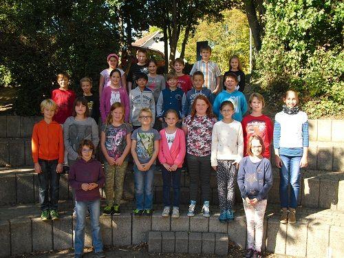 Klasse 5a 2015-2016
