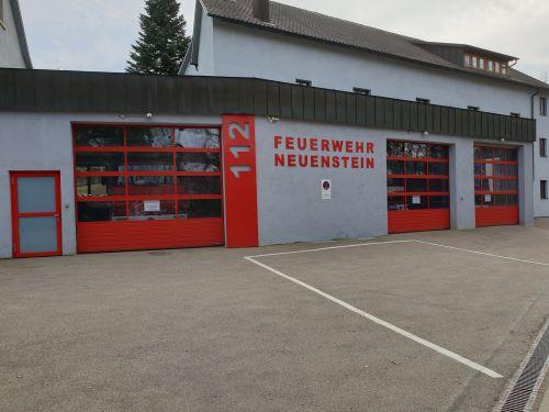 Feuerwehr Neuenstein